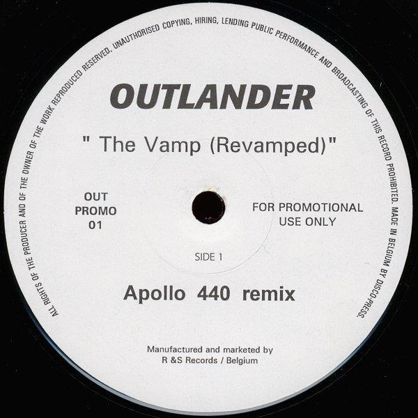 #<Artist:0x00007fd9032002b8> - The Vamp (Revamped)
