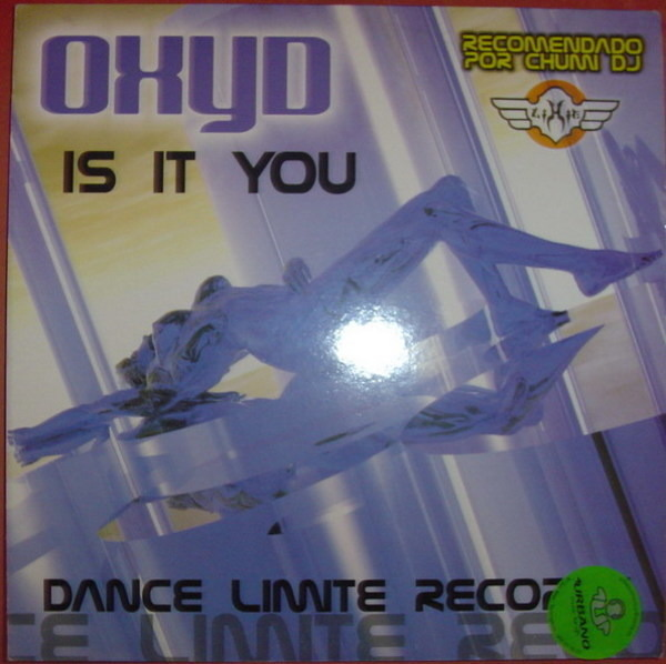 OXYD - Is It You - Maxi x 1