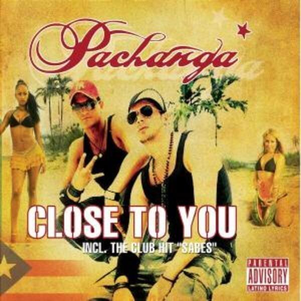 PACHANGA - Close To You - CD Maxi