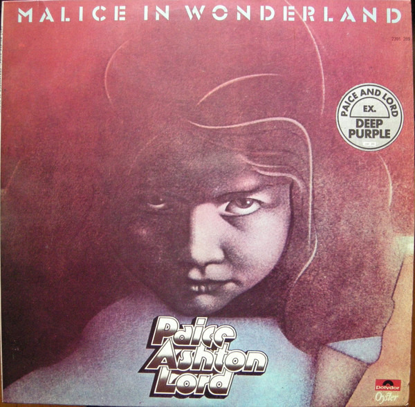 paice ashton & lord malice in wonderland