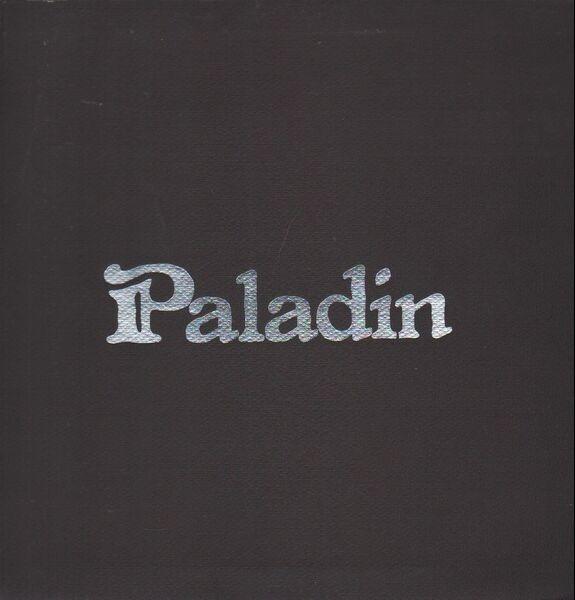 PALADIN - Paladin (POKORA 7001. ORIGINAL 1ST UK) - LP