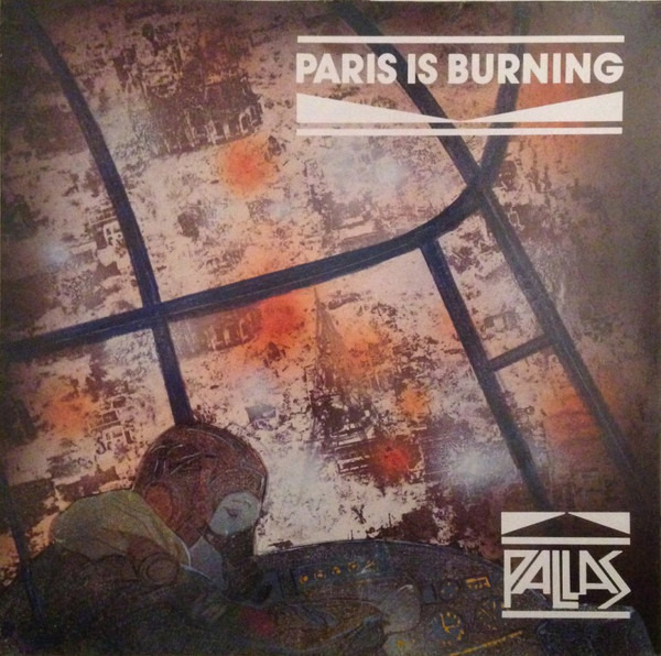 PALLAS - Paris Is Burning - Maxi x 1