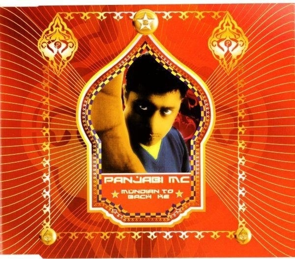 PANJABI MC - Mundian To Bach Ke - CD Maxi