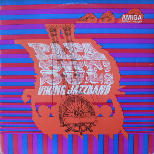 PAPA BUE'S VIKING JAZZ BAND - Live In Dresden - LP