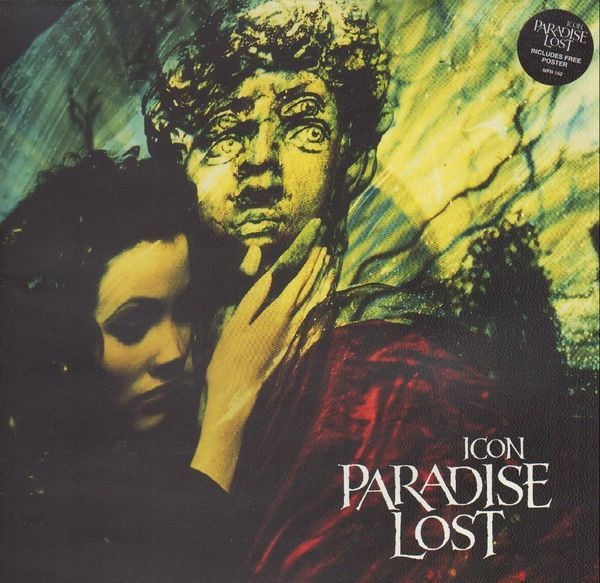 Icon With Poster By Paradise Lost Lp X 2 With Recordsale Ref