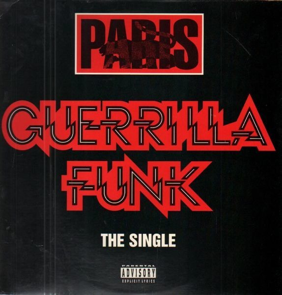 #<Artist:0x007f8236d2a040> - Guerrilla Funk