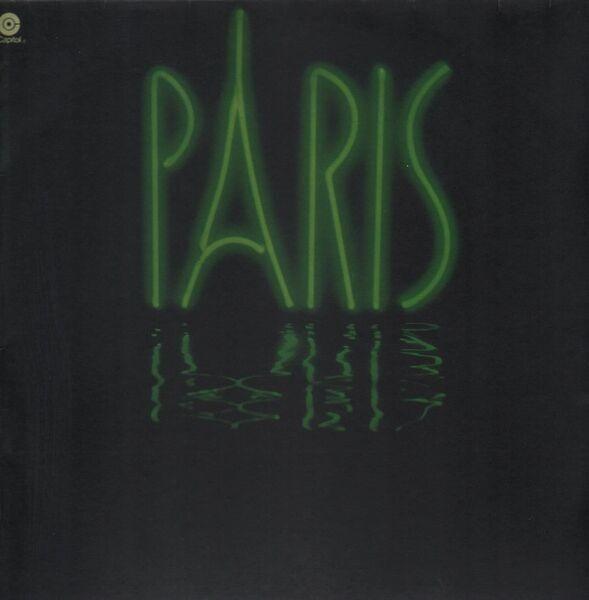 #<Artist:0x007fc883029920> - Paris