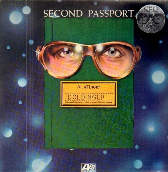 #<Artist:0x007f78f5a67960> - Second Passport