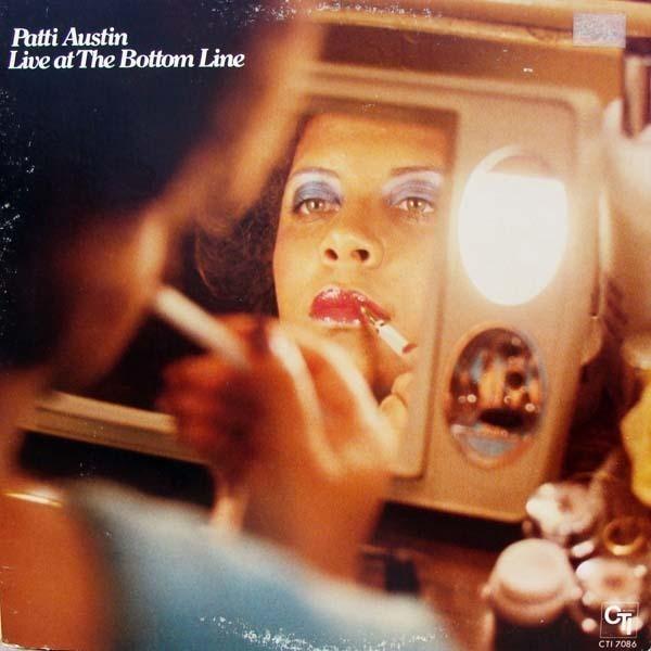 PATTI AUSTIN - Live At The Bottom Line - 33T
