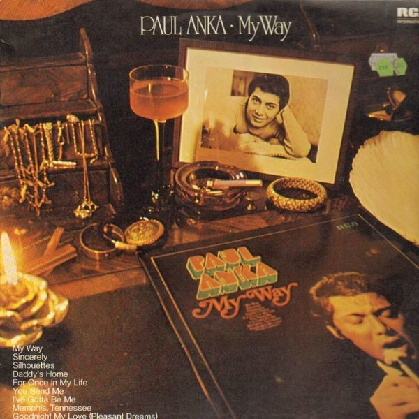 my way by paul anka a My way is bursting with rich, rollicking stories of the business and the people in anka's life: elizabeth taylor, dodi fayed, tom jones, michael jackson, adnan khashoggi, little richard, brooke shields, johnny roselli, sammy davis, jr, brigitte bardot, barnum & bailey circus acrobats, and many more anka is forthcoming, funny and smart as a.