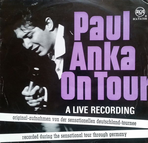 Page 3 Paul Anka Paul Anka Vinyl Records Lp Cd