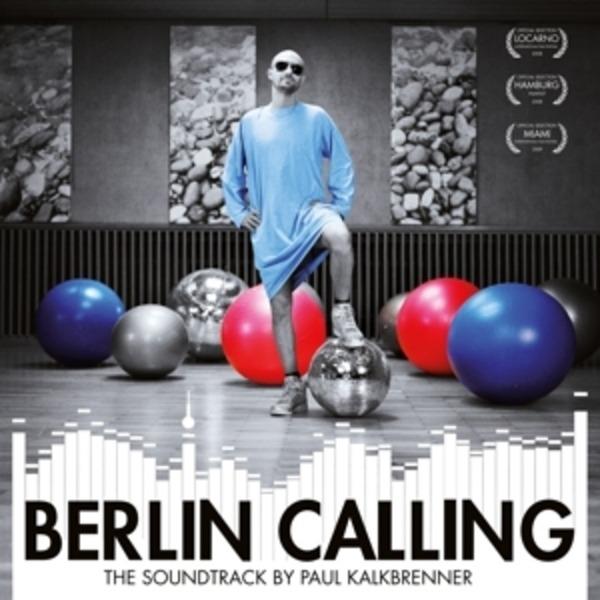#<Artist:0x007f41e2a07758> - Berlin Calling-The Soundtrack (2lp+poster)