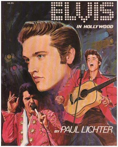 #<Artist:0x007f2782a8d4e0> - Elvis In Hollywood