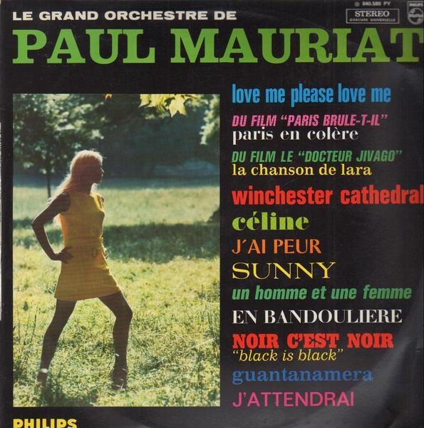 #<Artist:0x00007fcea6d63b58> - Le Grand Orchestre De Paul Mauriat Vol. 4