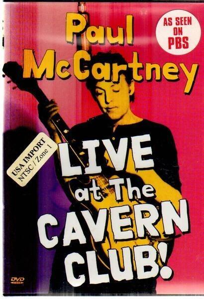 #<Artist:0x00007f4decf30c50> - Live At The Cavern Club
