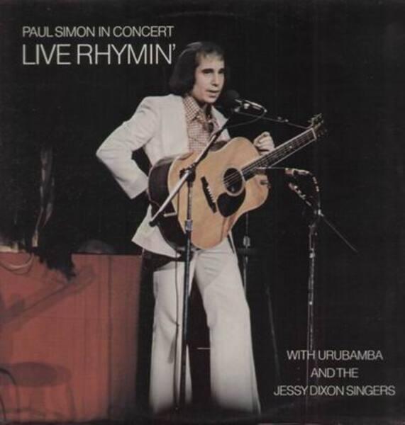 #<Artist:0x007f822b0a9768> - Live Rhymin'