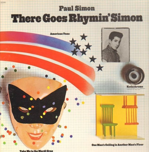 #<Artist:0x007f8214b328e0> - There Goes Rhymin' Simon