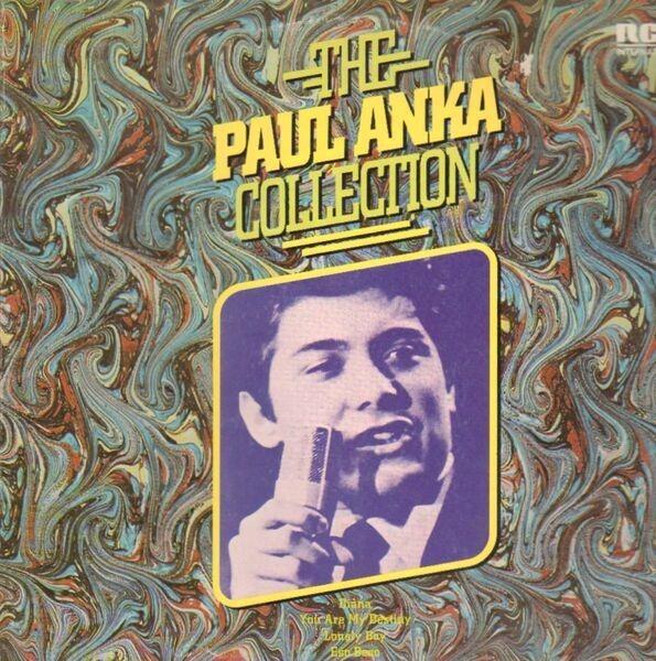#<Artist:0x007f48485b67f0> - The Paul Anka Collection