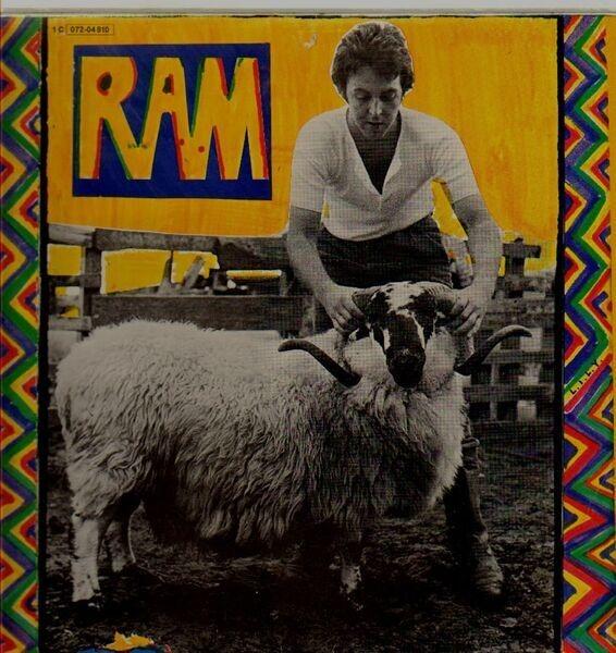 Paul & Linda McCartney Ram