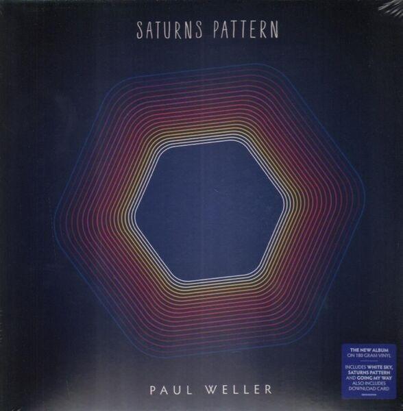 #<Artist:0x007f821f050d90> - Saturns Pattern