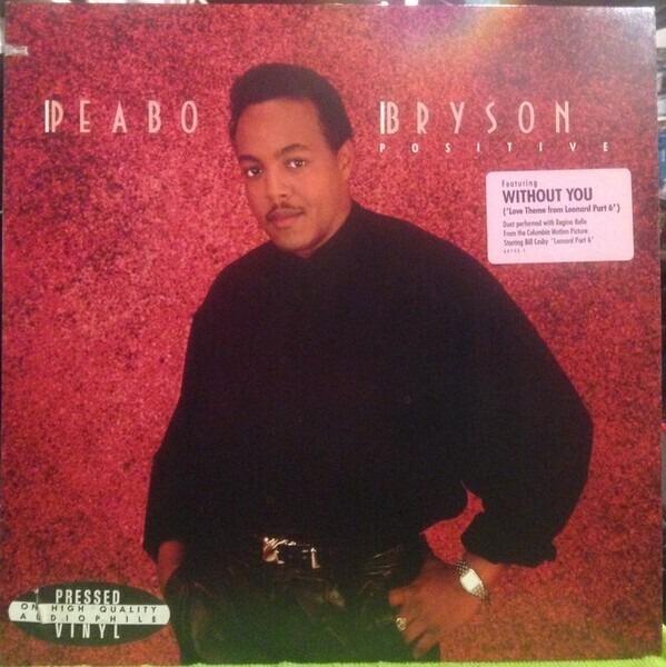 Peabo Bryson Positive (PROMO)