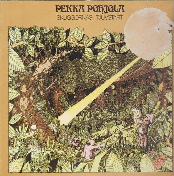 PEKKA POHJOLA, MIKE OLDFIELD, SALLY OLDFIELD - Keesojen Lehto (FINISH ORIGINAL) - LP
