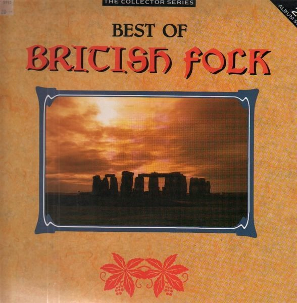 #<Artist:0x00007feefeb42d38> - Best Of British Folk