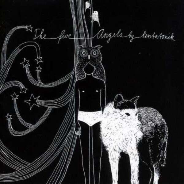 PENTATONIK - the five angels - CD