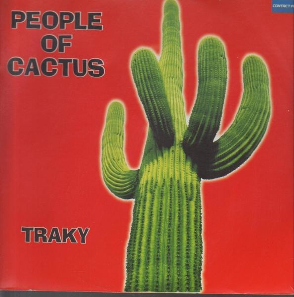 PEOPLE OF CACTUS - Traky - Maxi x 1