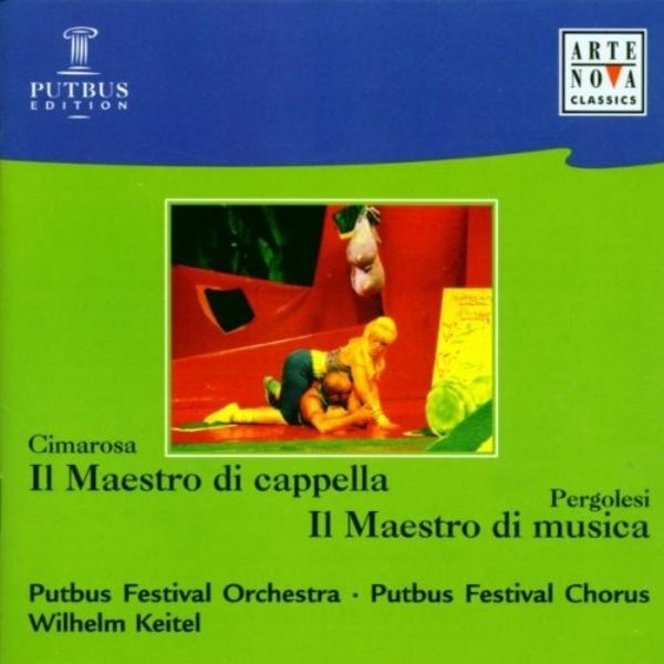 #<Artist:0x000000000709f608> - Il Maestro di cappella / Il Maestro di musica