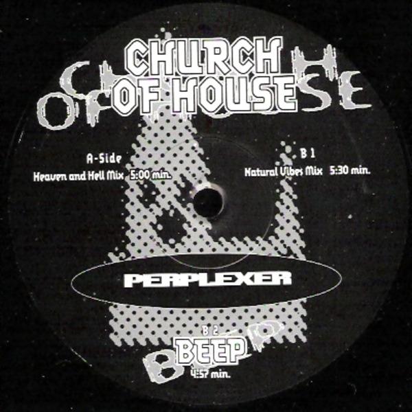PERPLEXER - Church Of House - Maxi x 1