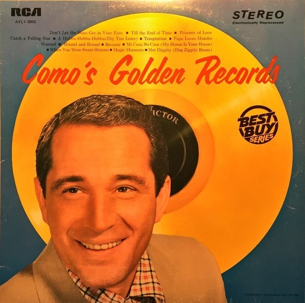 #<Artist:0x007f41db675290> - Como's Golden Records