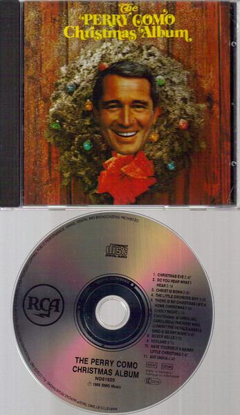 #<Artist:0x007f985ccd0ae0> - The Perry Como Christmas Album