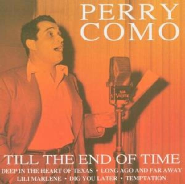 PERRY COMO - Till The End Of Time - CD