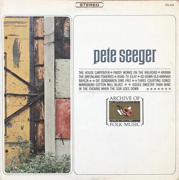 #<Artist:0x0000000005e29f00> - Pete Seeger