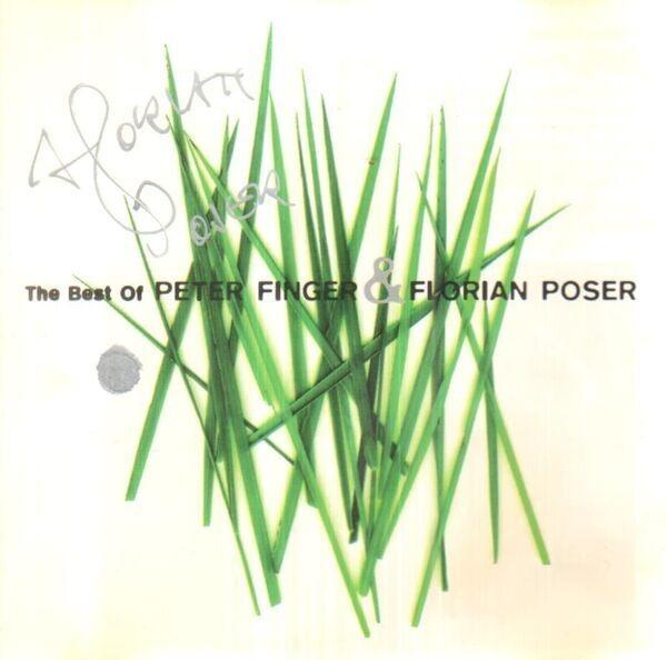 Peter Finger & Florian Poser The Best of Peter Finger & Florian Poser (SIGNED)