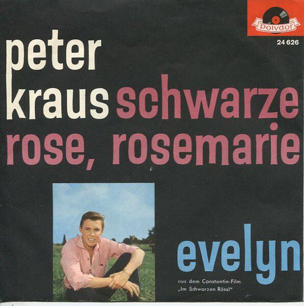 #<Artist:0x0000000614e708> - Schwarze Rose, Rosemarie / Evelyn