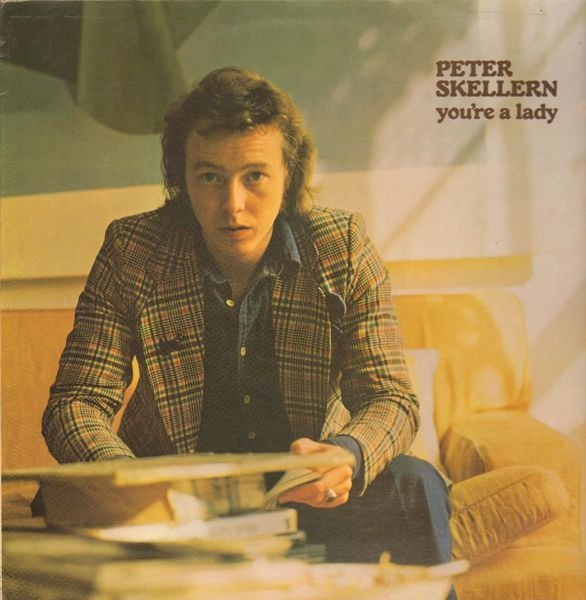 Peter Skellern You're A Lady (WHITE LABEL TEST PRESS)