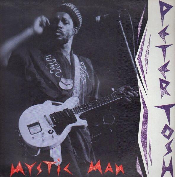#<Artist:0x00007fd8e16c1350> - Mystic Man