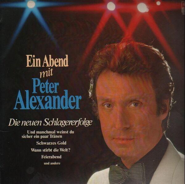 #<Artist:0x007f9eecf61700> - Ein Abend Mit Peter Alexander - Die Neuen Schlagererfolge