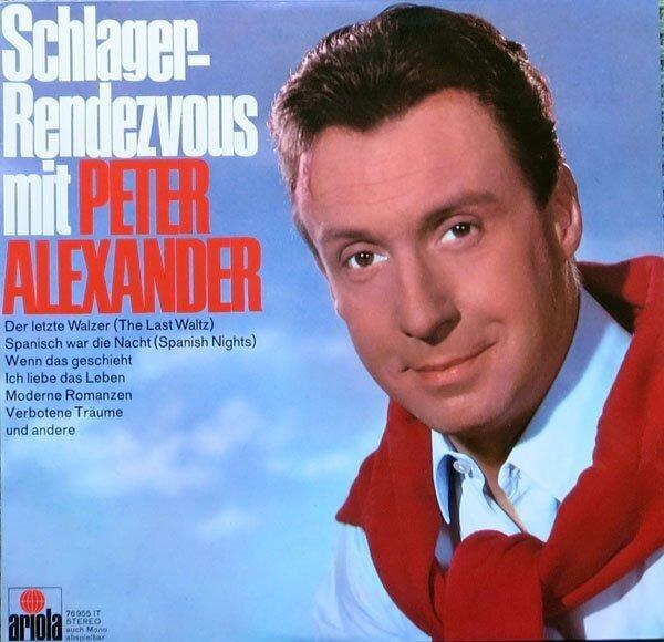 #<Artist:0x007f7033332b10> - Schlager-Rendevouz Mit Peter Alexander