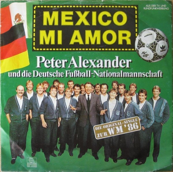 #<Artist:0x007fef4f90ed18> - Mexico Mi Amor