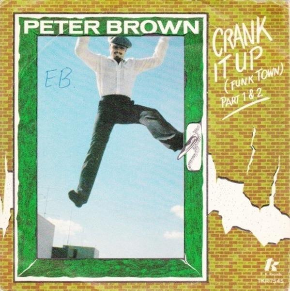 #<Artist:0x007f5c71835520> - Crank It Up (Funk Town)