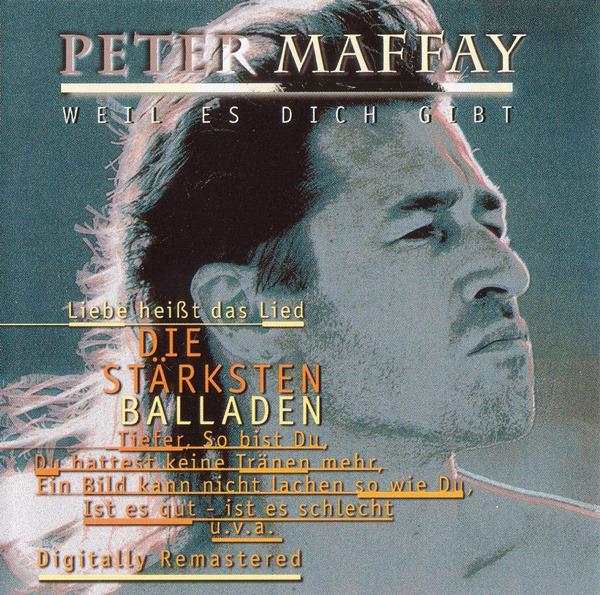peter maffay weil es dich gibt