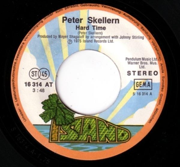 Peter Skellern Hard Time
