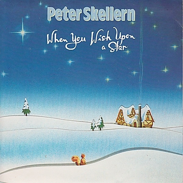 Peter Skellern When You Wish Upon A Star / A Christmas Song