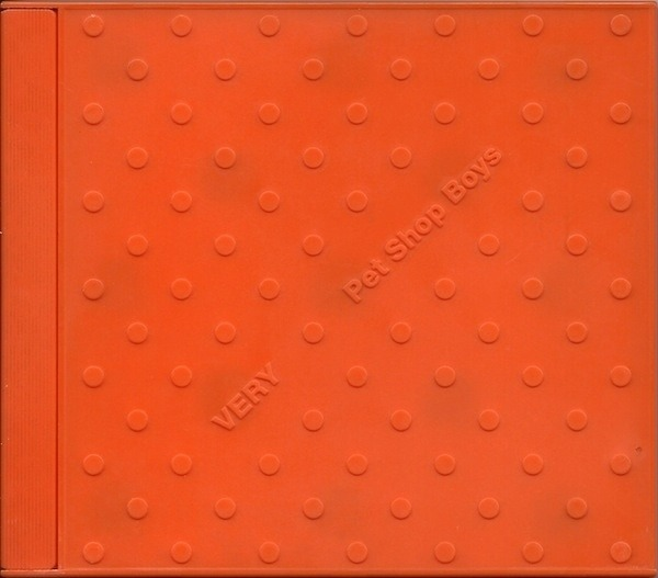 PET SHOP BOYS - Very - CD