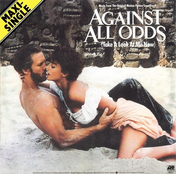 #<Artist:0x00007f41648f3ed0> - Against All Odds (Take A Look At Me Now)