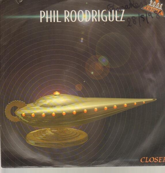 PHIL RODRIGUEZ - Closer - Maxi x 1