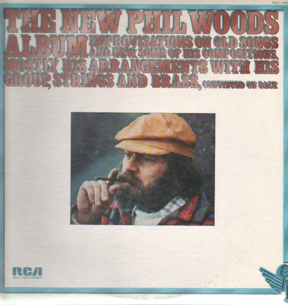 #<Artist:0x007f1f3be09550> - The New Phil Woods Album